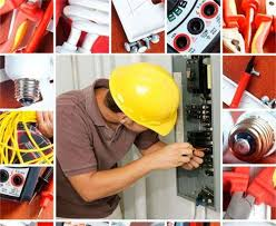 установка розеток и выключателей