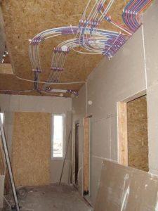 разводка электрики в квартире и доме